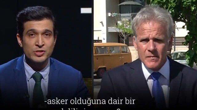 TRTWorld spikerinden İsrail Bakan Yardımcısı'nı susturan soru