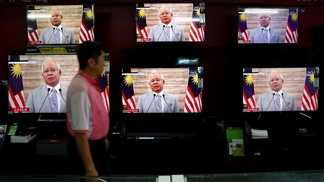 Key Malaysian opposition party suspended ahead of election