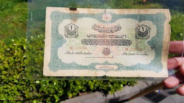 4 dilde basılan tarihteki tek para Rize'de görücüye çıktı.
