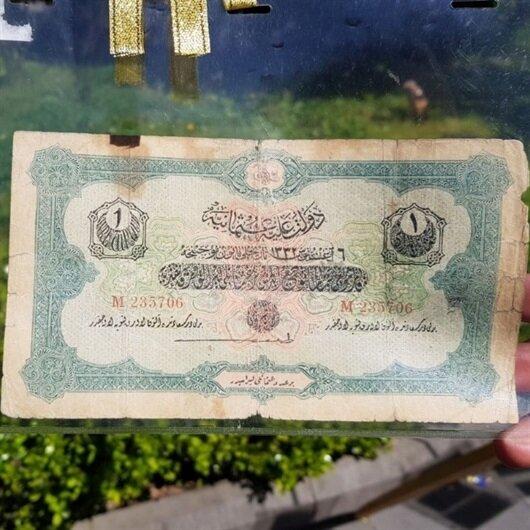 4 dilde basılan tarihteki tek para