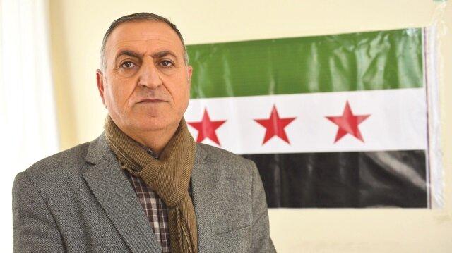 Suriyeli Avukat Ekrem Dede