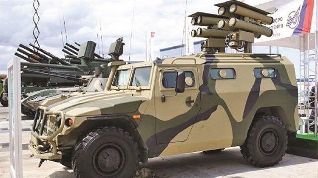 Rusya ile S-400 siparişiyle güçlenen savunma işbirliği genişliyor.