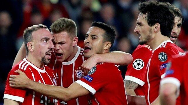 Bayern Münih üstüste 6. kez şampiyon
