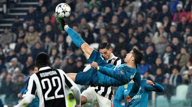 Ronaldo aynı golü yine attı