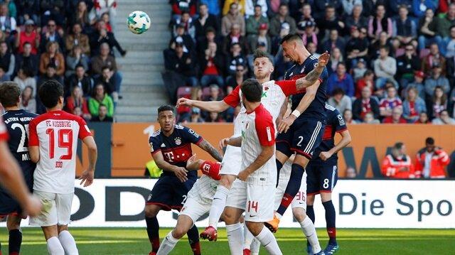 Augsburg 1-4 Bayern Münih (Geniş Özet)