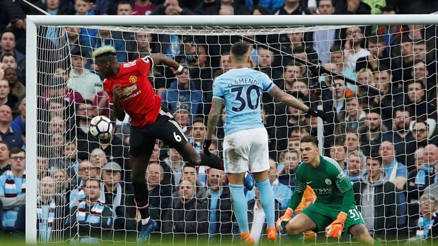 Manchester City 2-3 Manchester United  (Geniş Özet)