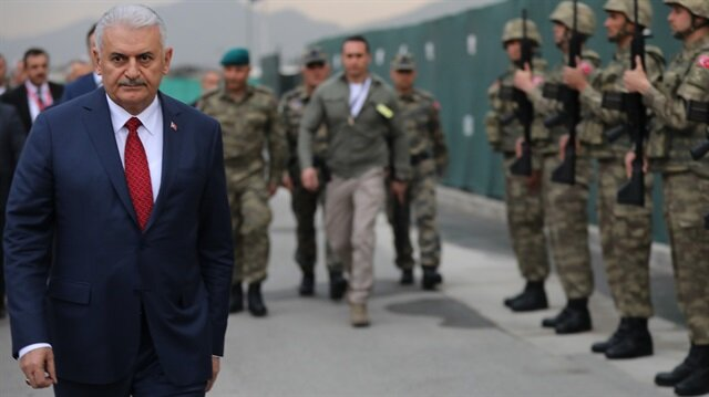Bir yerde Türk askeri varsa orada hakkaniyet var