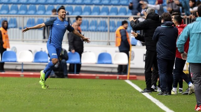 Everton Trezeguet'i takip ediyor