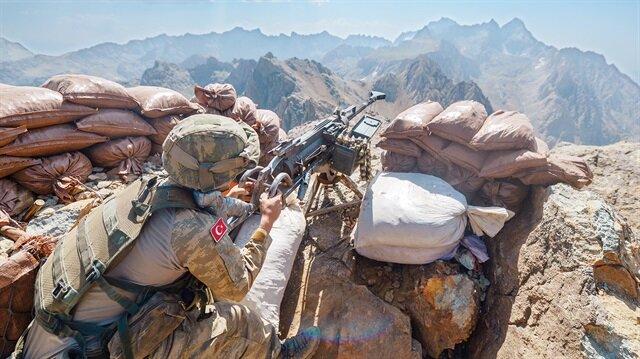 Türk askeri Irak'ta