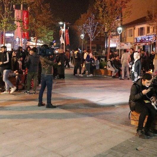 Bolu'daki depremle ilgili Vali'den açıklama