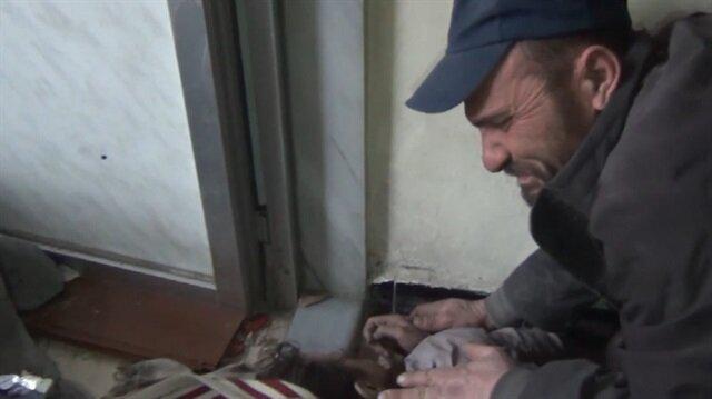 Kızı katledilen Dogu Gutalı babanın yürek burkan vedası