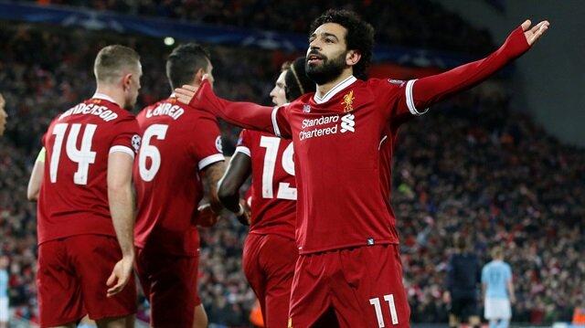 Premier Lig'de mart ayının futbolcusu Muhammed Salah