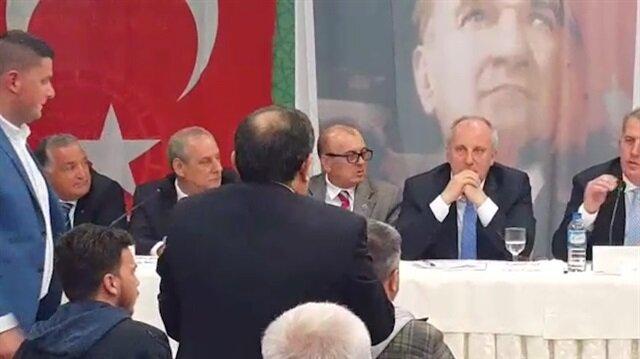 CHPde Muharrem İnce krizi: İstifa etti