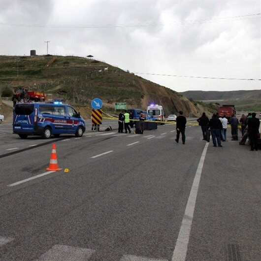 Hafriyat kamyonunun çarptığı öğrenci hayatını kaybetti