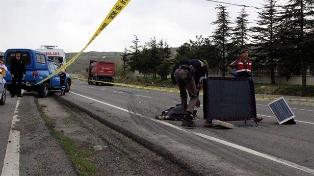 Hafriyat kamyonunun çarptığı 10 yaşındaki öğrencinin feci ölümü