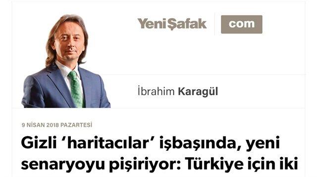 Gizli 'haritacılar' işbaşında, yeni senaryoyu pişiriyor: Türkiye için iki yeni tehdit!