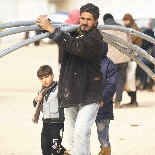 Afrin 'serbest ticaret bölgesi'