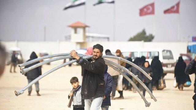 Afrin, sosyo-ekonomik kalkınma modeliyle normalleştirilecek.
