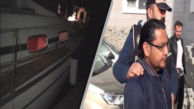 FETÖ'nün bölge imamı Yunanistan bayraklı yatta yakalandı