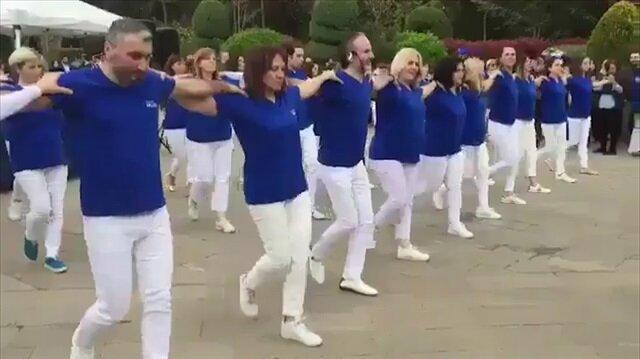 CHP'li Kadıköy Belediyesi sirtaki oynadı