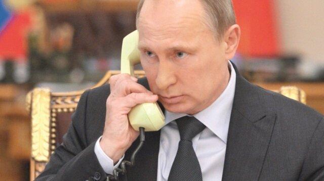 Putin'e Gutatelefonu