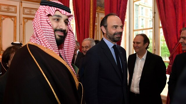 French President Macron to hold talks with Saudi crown prince in Paris