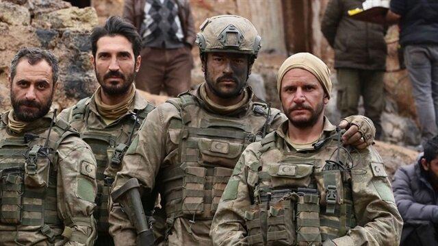 Can Feda filminin başrollerini Kerem Bursin ve Burak Özçivit paylaşıyor.