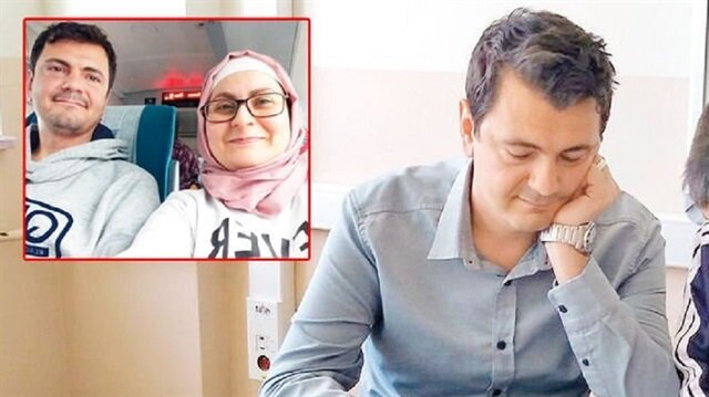 Korhan Öğretmen, 35 yaşındaki genç kadına şifa oldu.