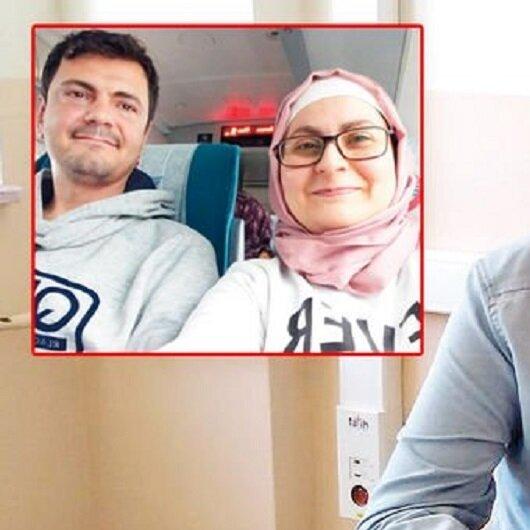 Kırşehirli öğretmen Alman hastaya şifa oldu