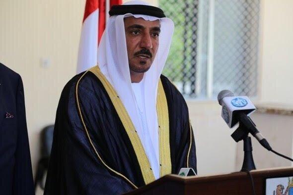 Mohammed Ahmed Othman Al Hammadi