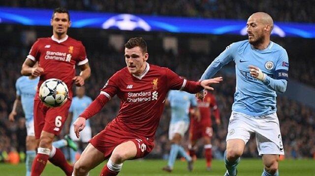 Manchester City 1-2 Liverpool (Özet)