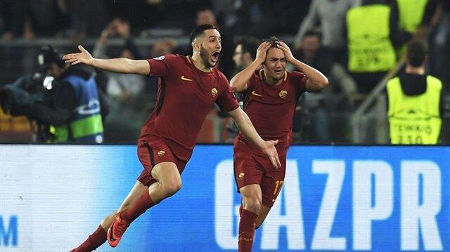 Roma 3-0 Barcelona (Maç özeti ve goller)