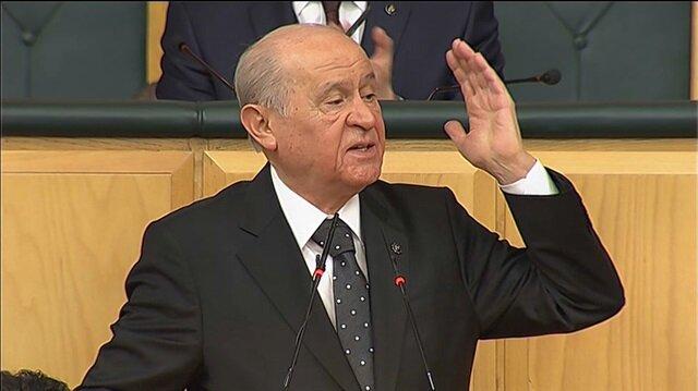 Bahçeli, Kılıçdaroğlu mekapları giyip PKK saflarına gidebilir