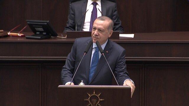 Erdoğan'dan Kılıçdaroğlu'na Duydum ki Hatay'a gidiyormuşsun