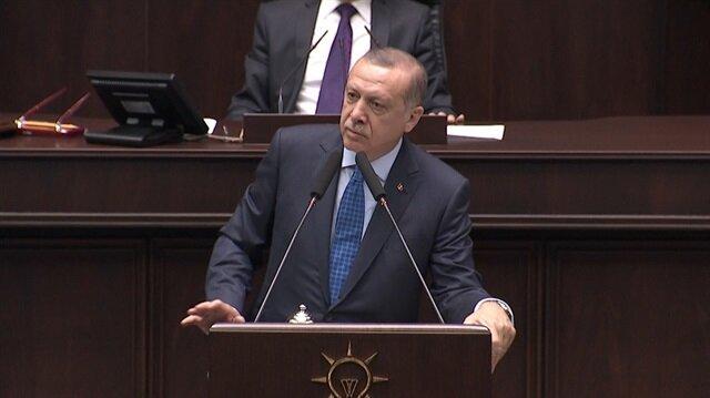 Erdoğan, kendisini duygulandıran komutanı böyle anlattı