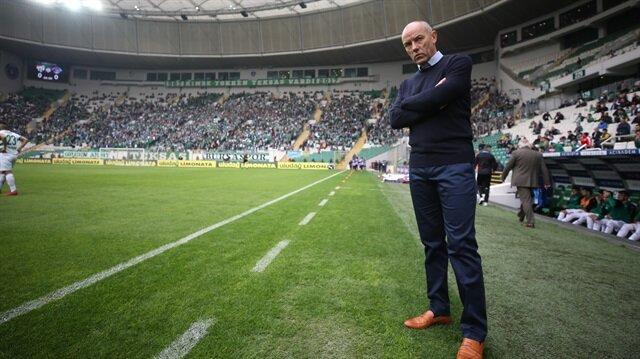 Bursaspor'da beklenen ayrılık