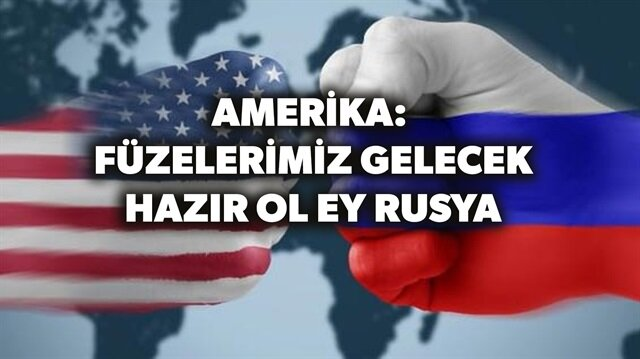 Amerika Rusya savaşı mı çıkıyor? sorusunun yanıtı haberimizde.