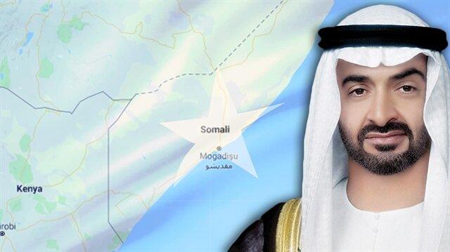 BAE'nin 'Somali' planı ortaya çıktı!