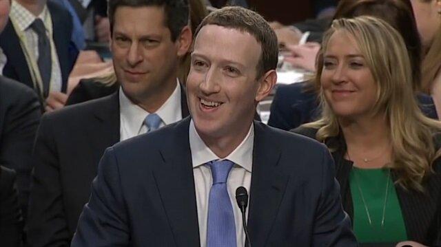 Senatodan Mark Zuckerberg'e tarihi ayar!