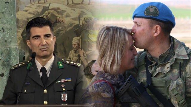Albay Erhan Altunok, vasiyetinde bile vatanını düşünen Mithat Dunca'yı anlattı