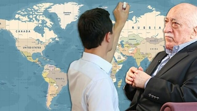 FETÖ teröristlerini 'öğretmen' maskesiyle kaçırmış