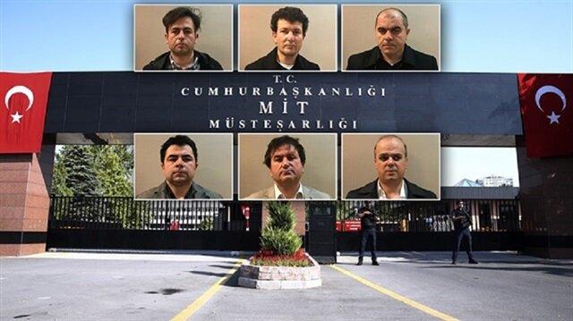 Kosova'dan getirilen FETÖ mensupları tutuklandı