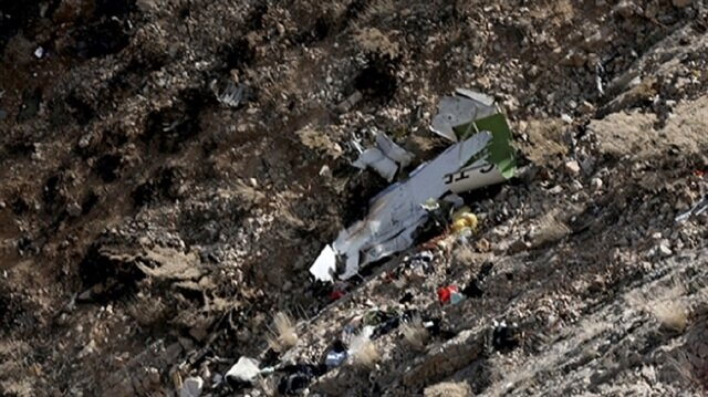 İran'da düşen jetin karakutuları Paris'te açıldı