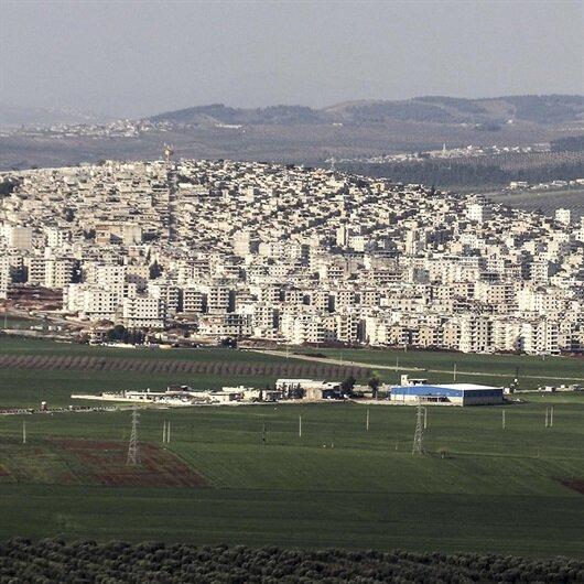 Afrin'de geçici meclis kuruldu