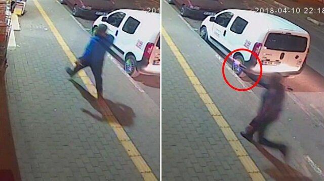 Sokak ortasında spor hocasına kurşun yağdırdı!