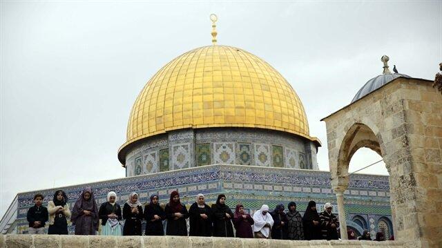 Müslümanlara çağrı: Mescid-i Aksa'yı ziyaret edin