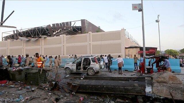 Somalia-Stadium Attack, AF