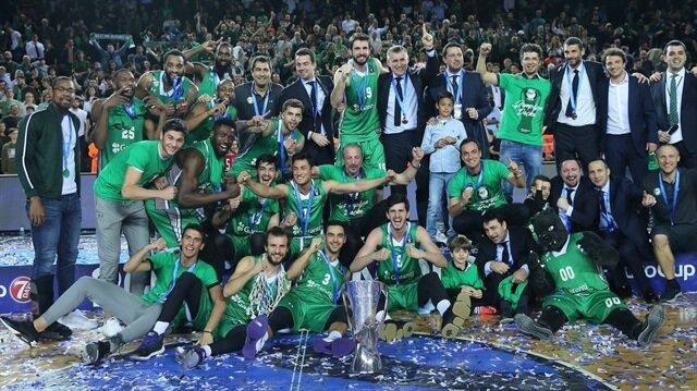 Darüşşafaka, ULEB Avrupa Kupası'nı kazanarak Türkiye'nin Avrupa kupalarındaki 8. zaferine imza attı.