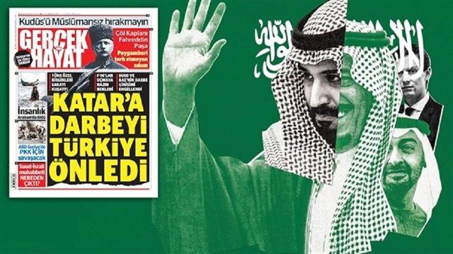 New Yorker confirms Turkey prevented Saudi, UAE invasion of Qatar
