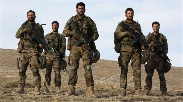 Can Feda filmi, Türk askerinin düzenlediği bir operasyonu anlatıyor.